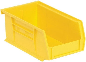 "Stack and Hang Storage Bins 7 3/8"" x 4 1/8"" x 3"" 24 Pack"