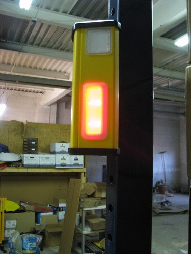 Collision Sentry - Blind Corner Warning System