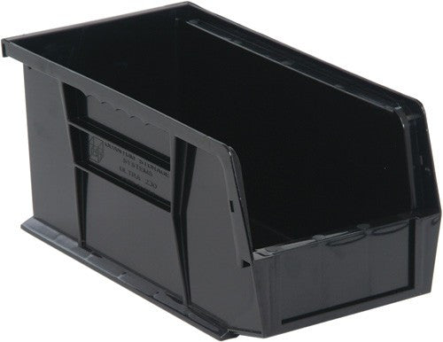 "Stack and Hang Storage Bins 10 7/8"" x 5 1/2"" x 5"" 12 Pack"