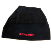Black Raymond Fleece Beanie