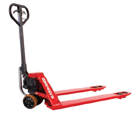 Power Start Assist Hand Pallet Jack | Raymond