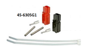 45-6305G1 | SBE/SBX Aux Kit | Battery Connector