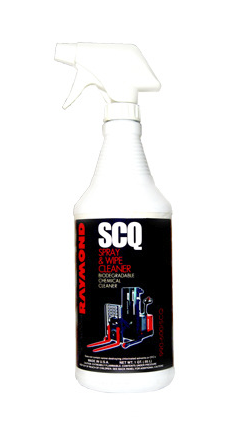 990-500/SCQ | Spray and Wipe Cleaner | Raymond