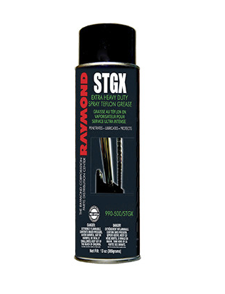 990-500/STGX | Spray Teflon Grease | Raymond