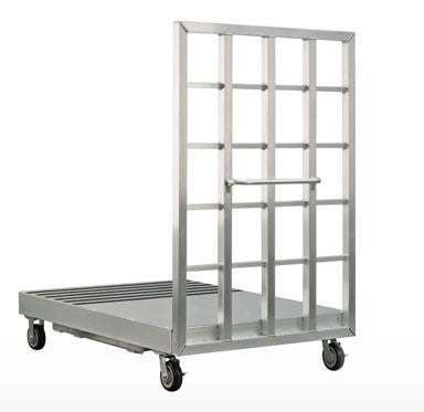 Orderpicker Cart With Open Deck