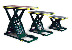 Backsaver Hydraulic Lift Table with Casters