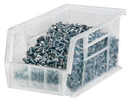 Quantum Storage | Clear View Storage Bins