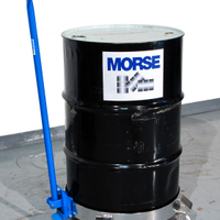 Pull or Push different drum sizes with the Morse Model 24 Clamp+Go Dolly Handle.