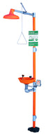 Guardian | G1902P | Safety Station with Eye/Face Wash Plastic Bowl