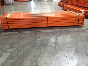 "Roll-Formed Load Beam - New 144"" x 5 1/5"""
