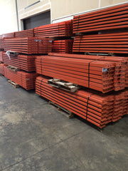 PALLET RACK | LOAD BEAM | WAREHOUSE