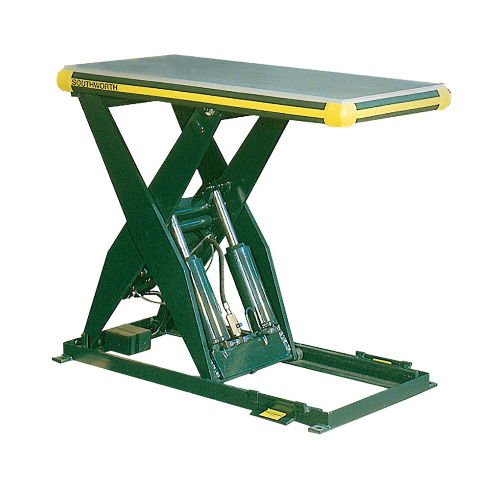 Southworth Hydraulic Scissor Lift Table