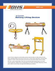 Battery Lifting Beam