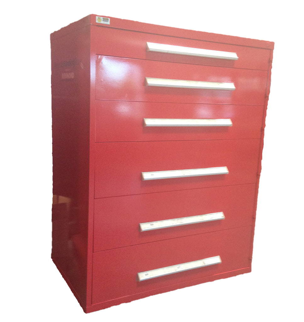 6 Drawer Vidmar Cabinet - Renewed