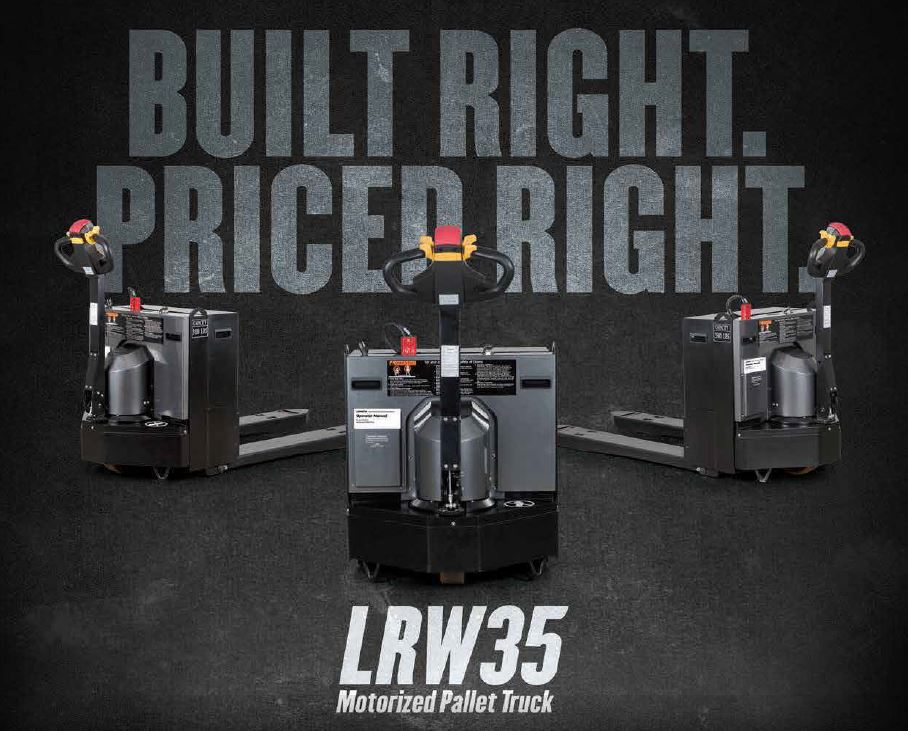 LIFT-RITE – LRW35 Promotion Special pricing