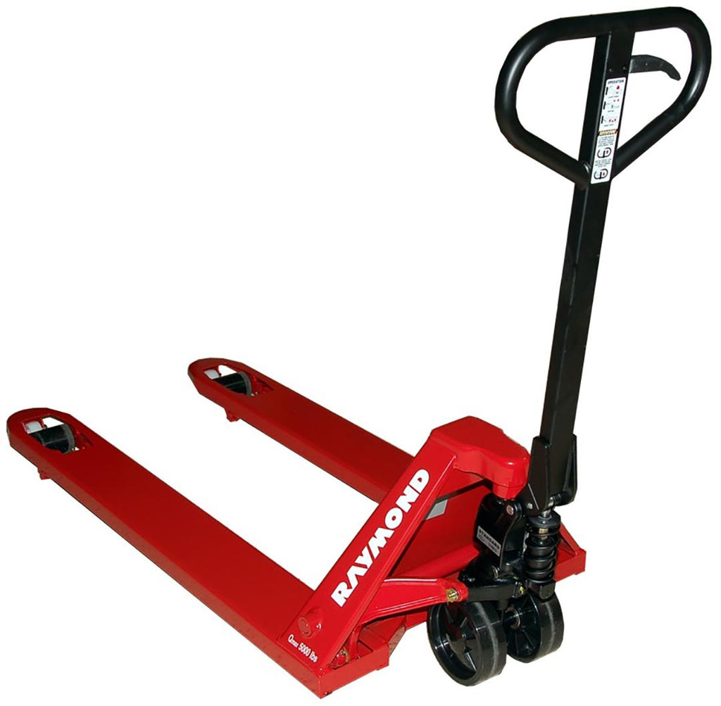 raymond hand pallet jack new model rj50n materials Dodge Charger Logo Chargers New Logo
