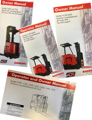 Raymond Lift Truck Manuals