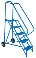 Roll-A-Fold Ladder