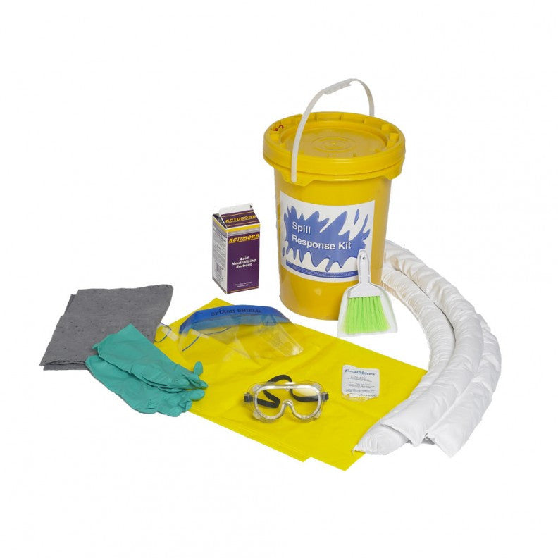 6 Gallon Emergency Containment Spill Kit