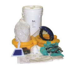 6 Gallon Emergency Containment Spill Kit | EnerSys
