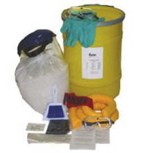 15 Gallon Emergency Containment Spill Kit