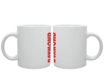Raymond Ceramic Coffee Mug