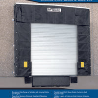 TC900 Soft Sided Dock Shelter