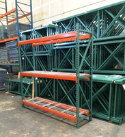 "Pallet Rack Starter Kit and Add-On Unit 24"" x 8' x 8'"