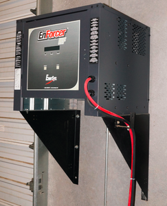 Forklift Charger Wall Bracket | EnerSys