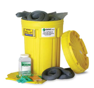 ENPAC | 30 GALLON SPILL KIT | UNIVERSAL