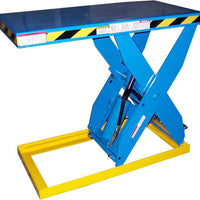 Medium Duty Lift Table - Max M22 Series Raised