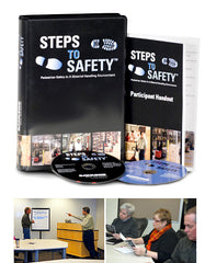 Pedestrian's Training- Steps To Safety