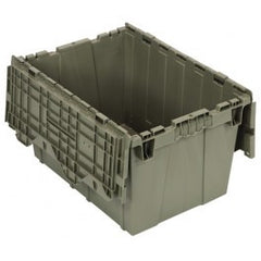 "Attached Top Storage Container 21 1/2"" x 15 1/4"" x 12 3/4"""