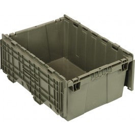 "Attached Top Storage Container 21 1/2"" x 15 1/4"" x 9 5/8"""