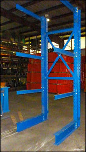 Cantilever Starter unit 16' tall