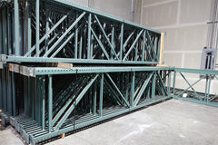 "Used Roll-Formed Upright 192"" x 44"""