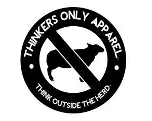 Thinkers Only Apparel