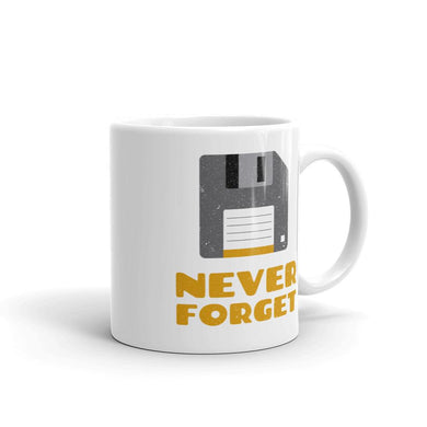 Never Forget Mug