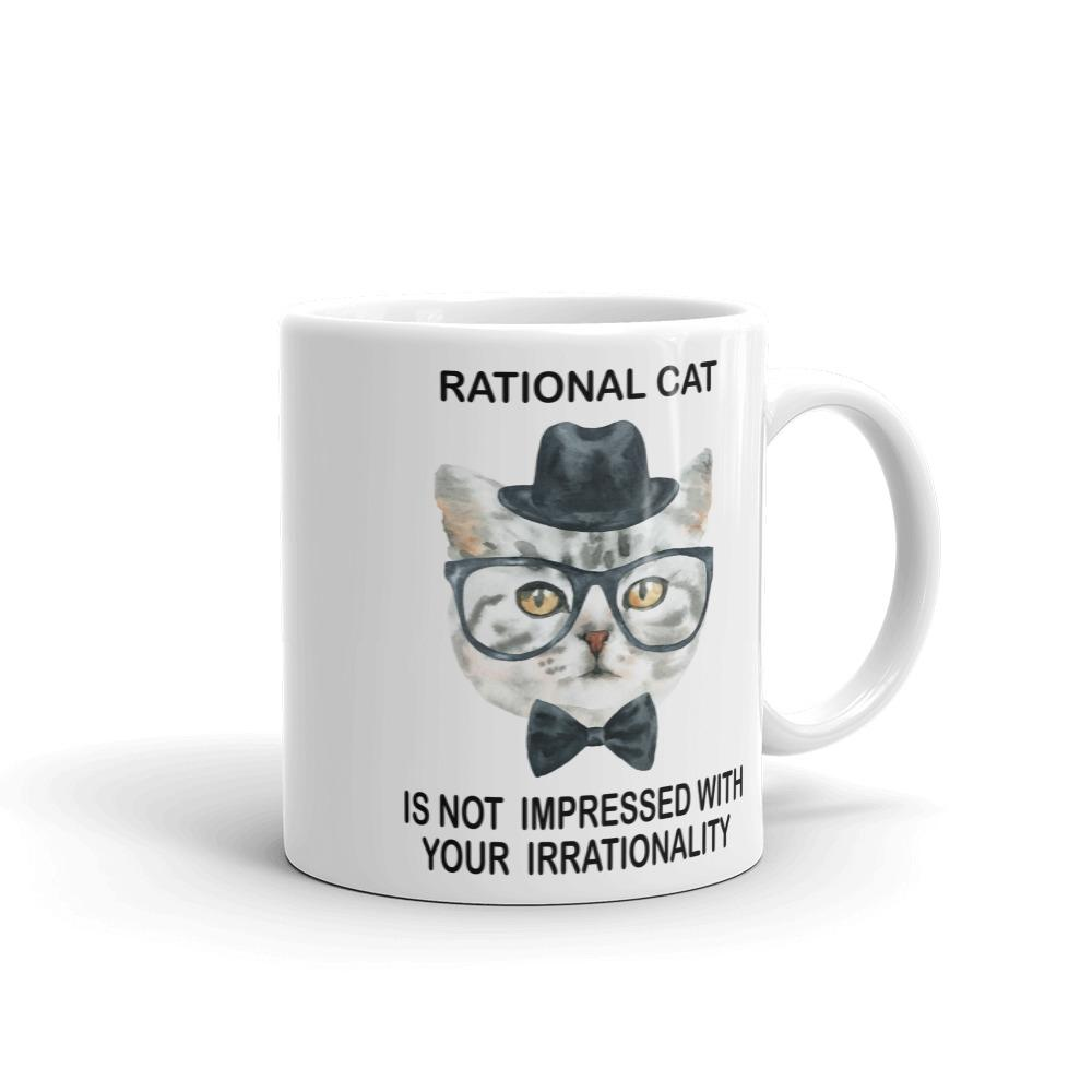 Rational Cat Mug