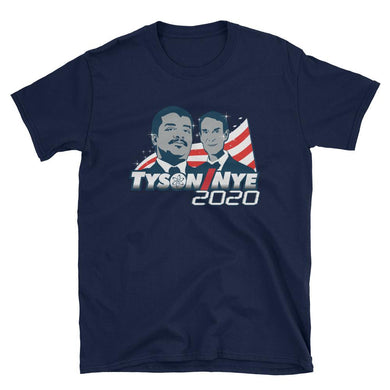 Tyson and Nye 2020 Tshirt