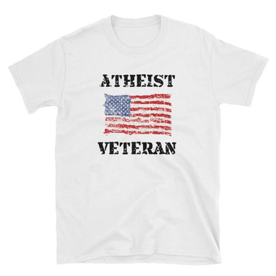 Atheist Veteran (Light)