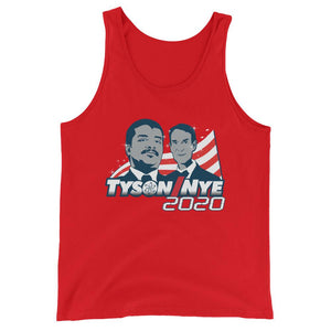 Tyson and Nye 2020 Tank