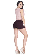 Short de Tela Stretch CODIGO 9129