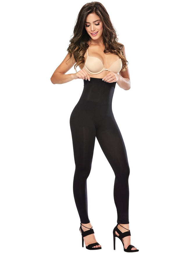 Sexy 100% Original Colombian Push Up Leggings Control Body Girdle MN-FJ1220