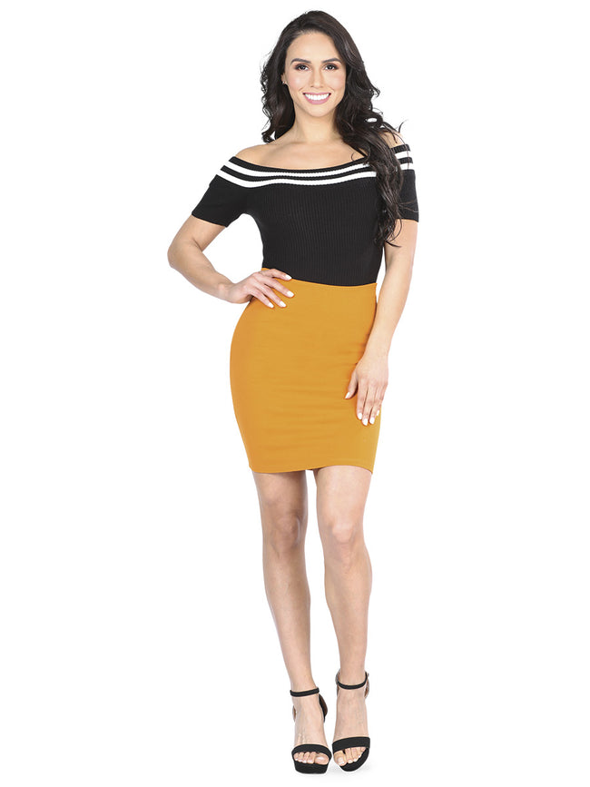 Falda Stretch CODIGO S2756