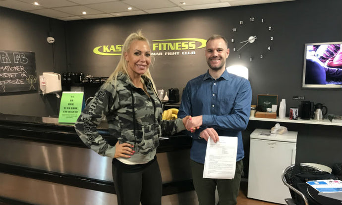 Accord avec KASTRUP FITNESS