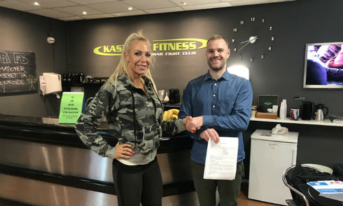 Agreement with KASTRUP FITNESS