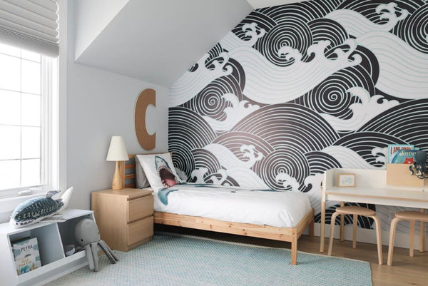 Why You Should Have Peel Stick Wallpaper In Your Nursery Muse Wall Studio