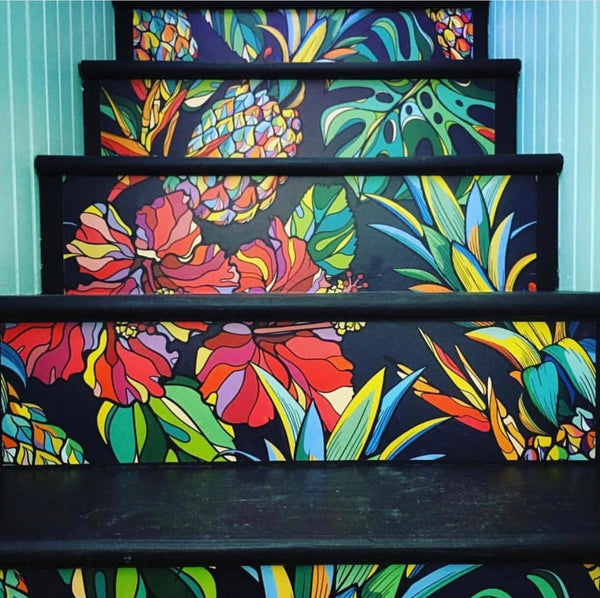 Pineapple stairs grande