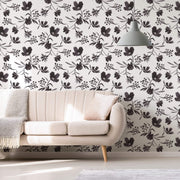 MUSE Wall Studio Adaline White Floral